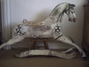 Wanted - old wood rocking horse