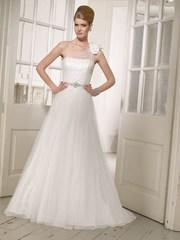 Ronald Joyce Wedding Dress Style 65026