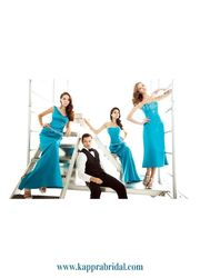 New Arrival Impression 1706-1707-1705 for your Bridesmaid Dresses In K