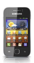 Samsung Galaxy Y (Silver-66855)