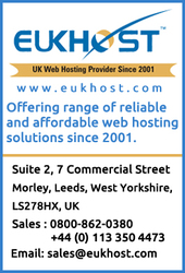 UK Web Hosting - Affordable Web Hosting UK Services by eUKhost