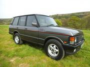 Land Rover 1991 1991 LAND ROVER RANGE ROVER VOGUE