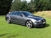 Audi A4 1.9 2012 AUDI A4 2.0