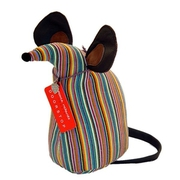 Choose Monica Richards Mouse Doorbanger - Summer Stripe