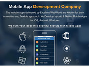 Mobile App Development Services : iOS and Android | Dazzledapps