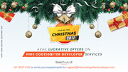 Exclusive Christmas Grab The Hire CodeIgniter Developer Offer
