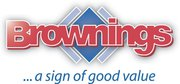 Brownings Ltd is one of the experts in creating Bespoke Signs