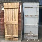 Old Door Stripping York
