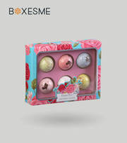 Our Bath Bomb Boxes in Many Styles and Designs